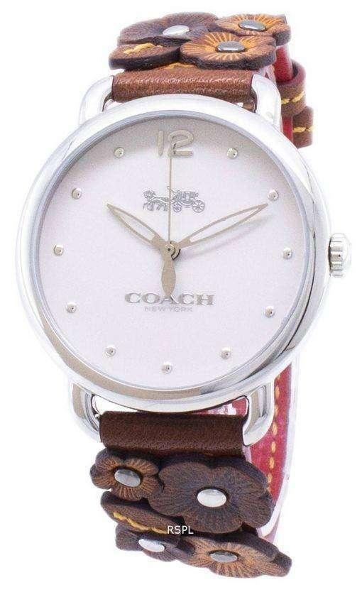 デランシー 14502744 アナログ クオーツ レディース腕時計をコーチします。