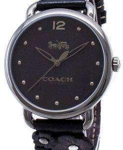 デランシー 14502745 アナログ クオーツ レディース腕時計をコーチします。
