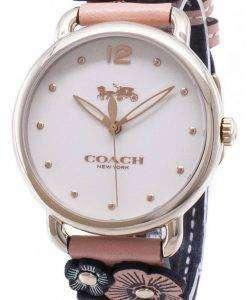 デランシー 14502822 アナログ クオーツ レディース腕時計をコーチします。