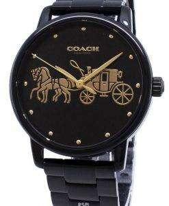 グランド 14502925 アナログ クオーツ レディース腕時計をコーチします。