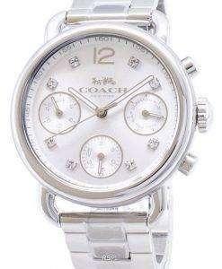 デランシー 14502942 クロノグラフ クォーツ レディース腕時計をコーチします。