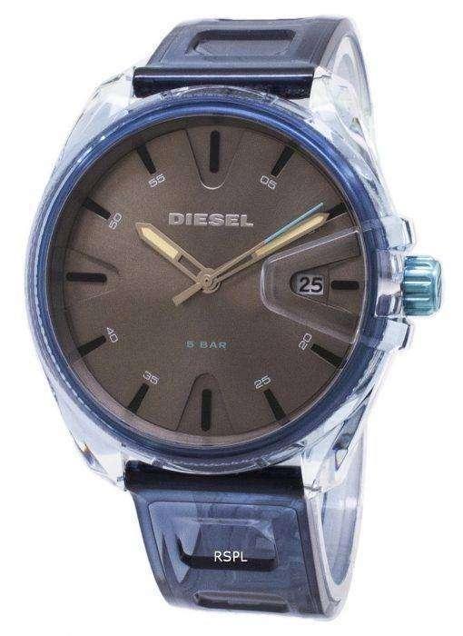 ディーゼル MS9 DZ1868 石英アナログ メンズ腕時計