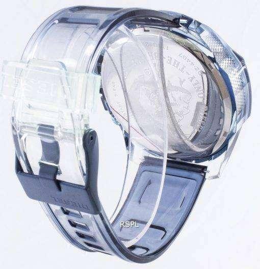 ディーゼル メガ チーフ DZ4487 クロノグラフ クォーツ メンズ腕時計