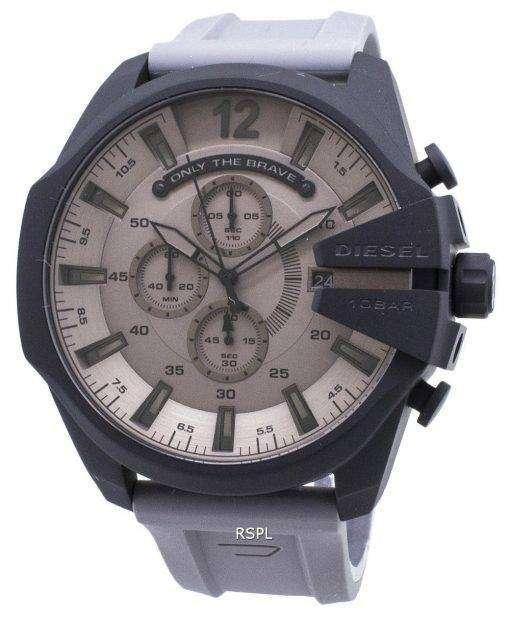 ディーゼル メガ チーフ DZ4496 クロノグラフ クォーツ メンズ腕時計
