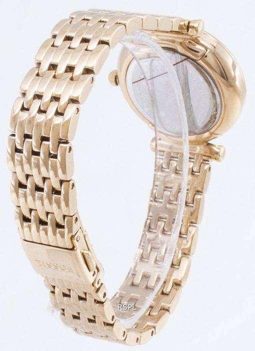 化石 Carlie ES4429 石英アナログ レディース腕時計