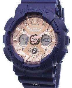カシオ G-ショック アナログ GMA S120MF-2 a 2 GMAS120MF 2 a 2 デジタル 200 M 女性の腕時計