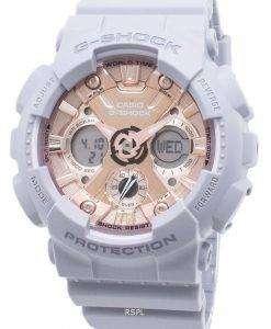 カシオ G-ショック GMA S120MF 8A GMAS120MF 8A アナログ デジタル 200 M 女性の腕時計