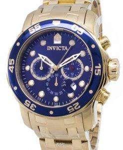 インビクタ Pro 21923 ダイバー クロノグラフ クォーツ 200 M メンズ腕時計