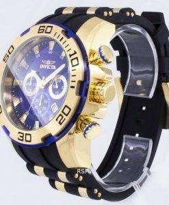 インビクタ Pro 22313 ダイバー クロノグラフ クォーツ メンズ腕時計