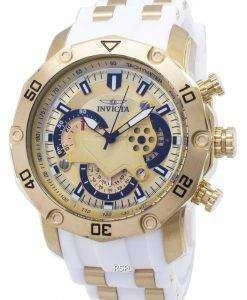 インビクタ Pro 23424 ダイバー クロノグラフ クォーツ メンズ腕時計