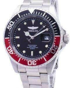 インビクタ Pro ダイバー 24945 クォーツ 200 M メンズ腕時計