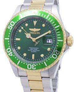 インビクタ Pro ダイバー 24950 クォーツ 200 M メンズ腕時計
