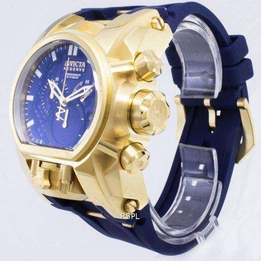 インビクタ リザーブ 25608 クロノグラフ クォーツ 200 M メンズ腕時計