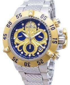 インビクタ水中 26132 クロノグラフ クオーツ 500 M メンズ腕時計