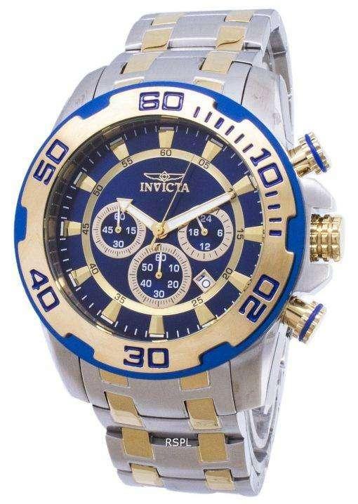 インビクタ Pro 26296 ダイバー クロノグラフ クォーツ メンズ腕時計