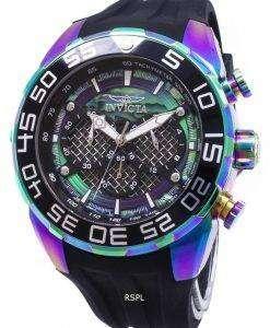 インビクタ スピードウェイ 26311 クロノグラフ クォーツ メンズ腕時計