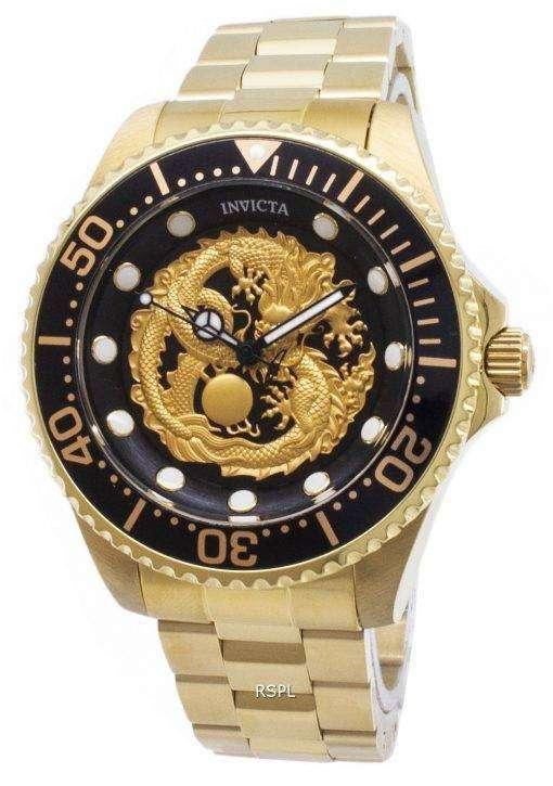 インビクタ Pro ダイバー 26490 自動アナログ メンズ腕時計腕時計