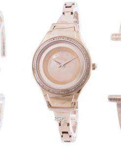 インビクタ天使 26767 ダイヤモンド アクセント クォーツ レディース腕時計