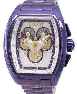 インビクタ リザーブ 27057 クロノグラフ クォーツ メンズ腕時計