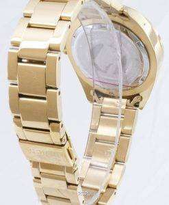 インビクタ天使 27457 ダイヤモンド アクセント アナログ レディース腕時計