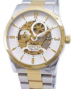 インビクタ オブジェ D アート 27582 自動アナログ メンズ腕時計腕時計