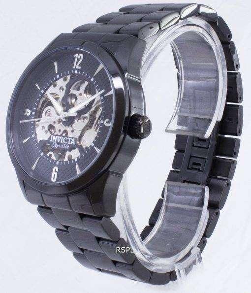 インビクタ オブジェ D アート 27585 自動アナログ メンズ腕時計腕時計