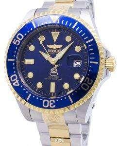 インビクタ グランド ダイバー 27613 自動アナログ 300 M メンズ腕時計