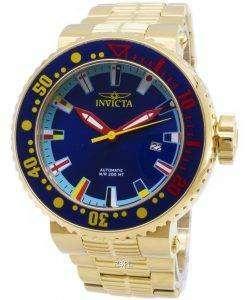 インビクタ Pro ダイバー 27665 自動アナログ 200 M メンズ腕時計