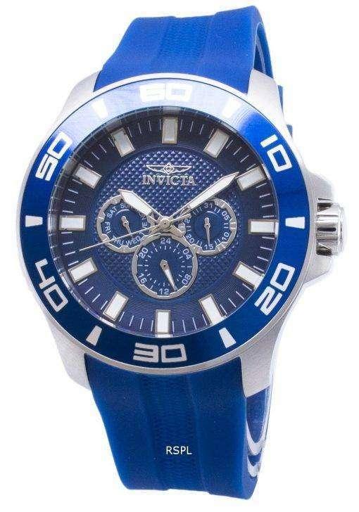 インビクタ Pro 28003 ダイバー クロノグラフ クォーツ メンズ腕時計