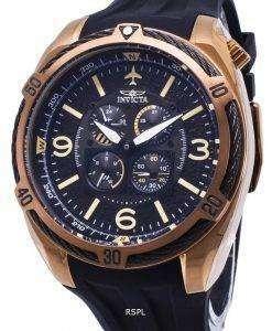 インビクタ アビエイター 28083 クロノグラフ クォーツ メンズ腕時計