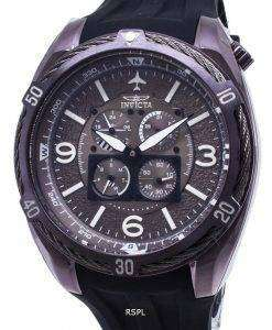 インビクタ アビエイター 28084 クロノグラフ クォーツ メンズ腕時計