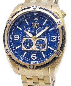 インビクタ アビエイター 28089 クロノグラフ クォーツ メンズ腕時計