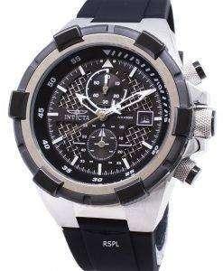インビクタ アビエイター 28095 クロノグラフ クォーツ メンズ腕時計