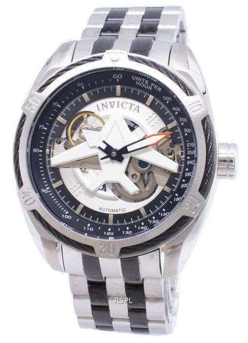 インビクタ アビエイター 28201 自動アナログ メンズ腕時計腕時計