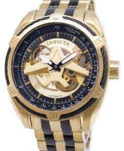 インビクタ アビエイター 28205 自動アナログ メンズ腕時計腕時計