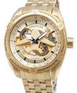 インビクタ アビエイター 28211 自動アナログ メンズ腕時計腕時計
