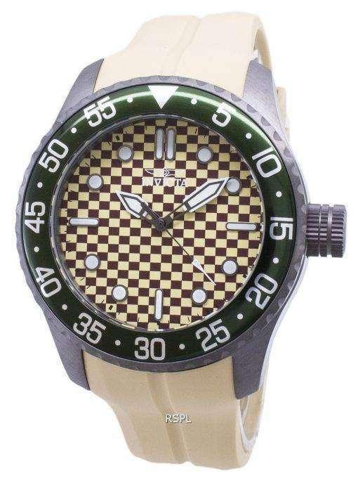 インビクタ Pro ダイバー 28434 アナログ クオーツ メンズ腕時計