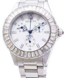 インビクタ天使 28450 ダイヤモンド アクセント アナログ クオーツ レディース腕時計