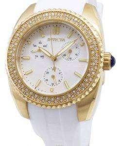インビクタ天使 28488 ダイヤモンド アクセント アナログ クオーツ レディース腕時計