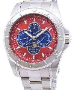 インビクタ専門 28596 クロノグラフ クォーツ メンズ腕時計