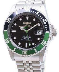 インビクタ Pro ダイバー プロフェッショナル 29177 自動アナログ 200 M メンズ腕時計