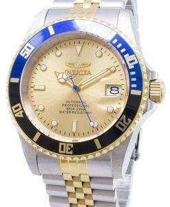 インビクタ Pro ダイバー プロフェッショナル 29181 自動アナログ 200 M メンズ腕時計
