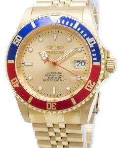 インビクタ Pro ダイバー プロフェッショナル 29183 自動アナログ 200 M メンズ腕時計