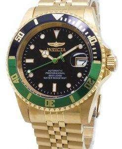 インビクタ Pro ダイバー プロフェッショナル 29184 自動アナログ 200 M メンズ腕時計