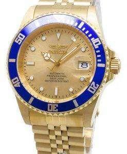 インビクタ Pro ダイバー プロフェッショナル 29185 自動アナログ 200 M メンズ腕時計