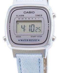 カシオ デジタル LA670WL 2 a クォーツ レディース腕時計