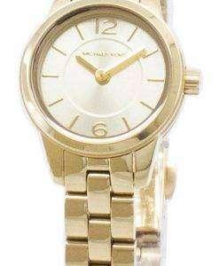 ミハエル Kors 石英 MK6592 アナログ女性の腕時計