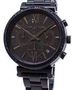 ミハエル Kors クロノグラフ MK6632 石英アナログ女性の腕時計