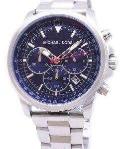 ミハエル Kors クロノグラフ MK8641 タキメーター クォーツ メンズ腕時計