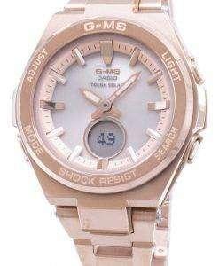 カシオ ベビー G G MS MSG-S200DG-4 a MSGS200DG 4 a アナログ デジタル女性の腕時計
